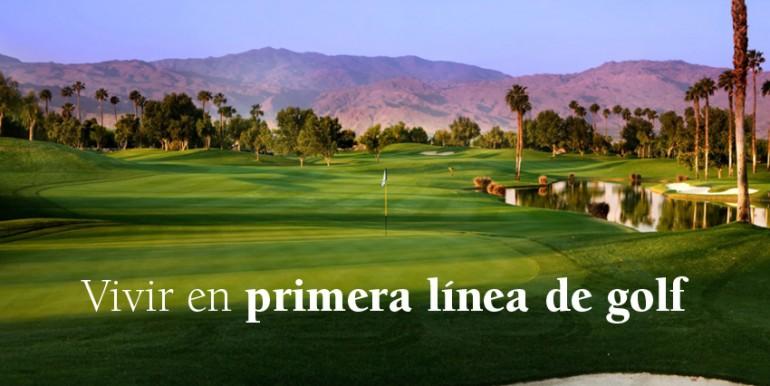 1ªlinea de golf