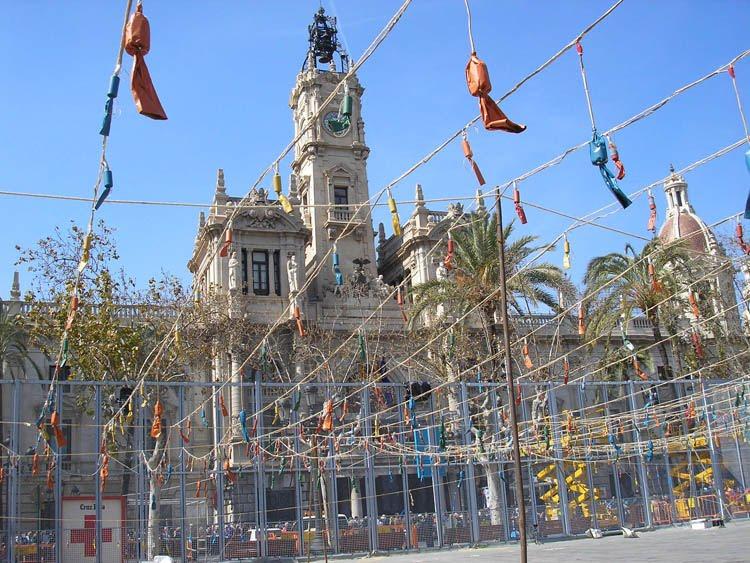 Despacho plaza ayuntamiento